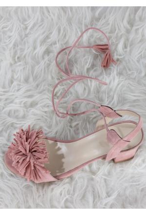 İştebuayakkabı Bendis Topuklu Ayakkabı