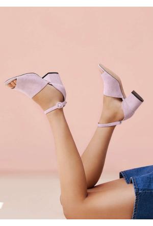 İştebuayakkabı Benita Topuklu Ayakkabı
