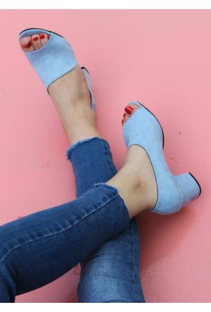 İştebuayakkabı Dusti Topuklu Ayakkabı
