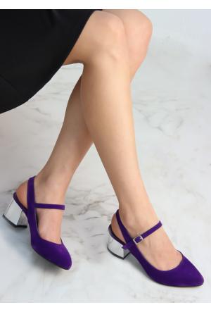 Shoepink Karen Topuklu Ayakkabı