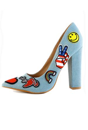 İştebuayakkabı Mercur Topuklu Ayakkabı
