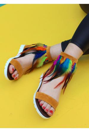 Shoepink Mohikan Sandalet