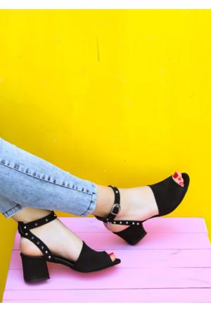 İştebuayakkabı Parley Topuklu Ayakkabı