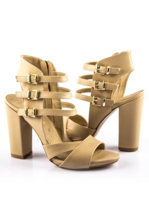 İştebuayakkabı Rosemary Topuklu Ayakkabı