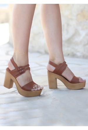 İştebuayakkabı Sienta Topuklu Ayakkabı