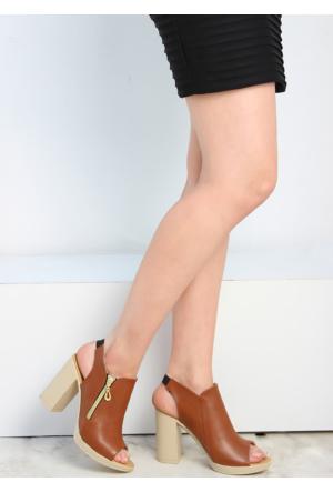 İştebuayakkabı Talia Topuklu Ayakkabı