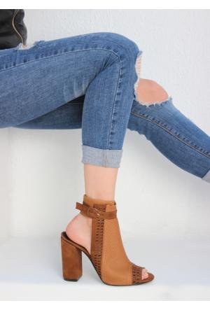 İştebuayakkabı Valeri Topuklu Ayakkabı