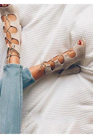 İştebuayakkabı Vega Topuklu Ayakkabı