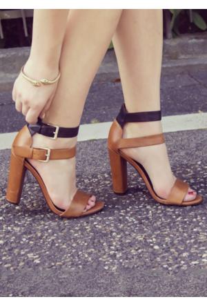 İştebuayakkabı Viva Topuklu Ayakkabı