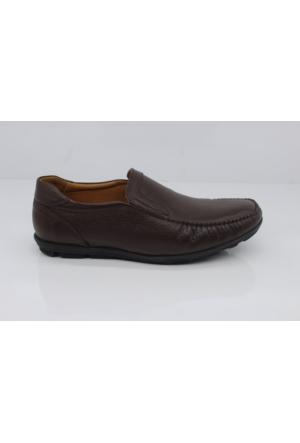 Bemsa 9104 Deri Ortopedik Kalıp Günlük Erkek Ayakkabı