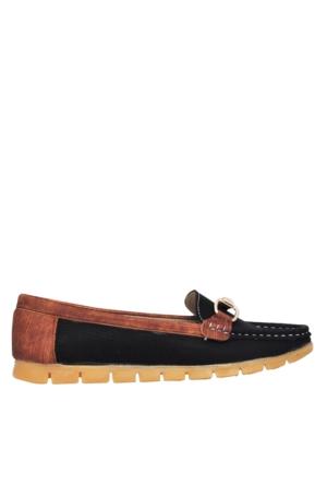 UK Polo Club P64921 Kadın Günlük Ayakkabı - Siyah