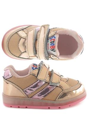 Scooby T3020 Işıklı Çocuk Spor Ayakkabı