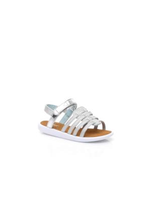 Toms Huarache Gümüş Çocuk Ayakkabı 10007749