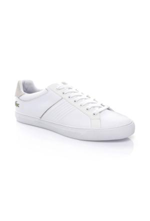 Lacoste Fairlead 117 1 Erkek Beyaz Sneakers Ayakkabı 733Cam1031.001