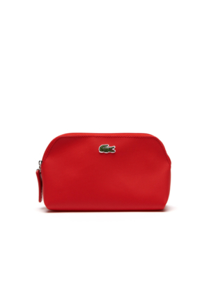 Lacoste L.12.12 Concept Kırmızı Kadın Makyaj Çantası Nf1803Po.950