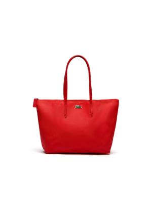 Lacoste L.12.12 Concept Kırmızı Kadın Çanta Nf1888Po.883