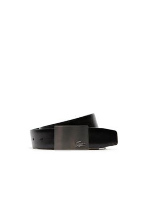 Lacoste Premium Erkek Siyah Kemer Rc1526.Hc9