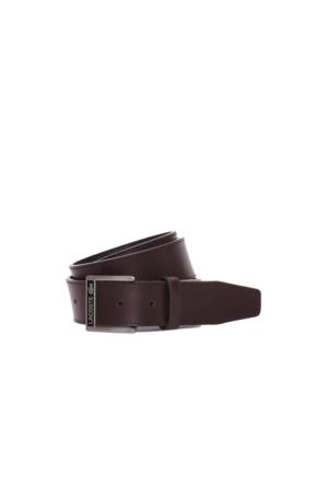 Lacoste Premium Erkek Siyah Kemer Rc1545.H70