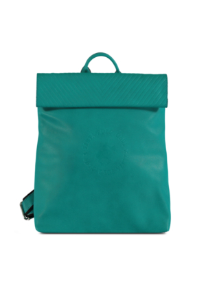 Marjin Fibro Sırt Çantası Yeşil