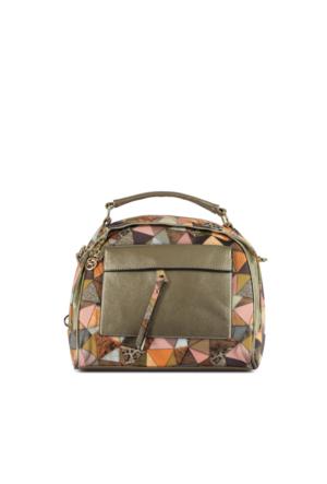 Marjin Bag Günlük Çanta Renkli