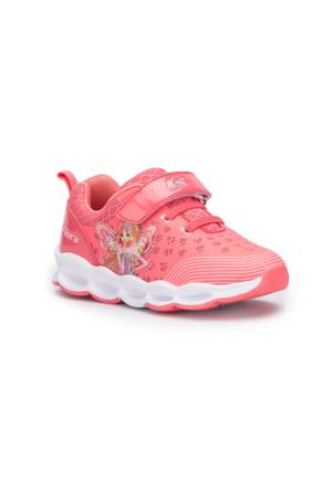 Winx Pevin Mercan Kız Çocuk Spor Ayakkabı