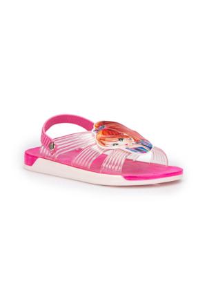 Winx Swit Fuşya Kız Çocuk Sandalet