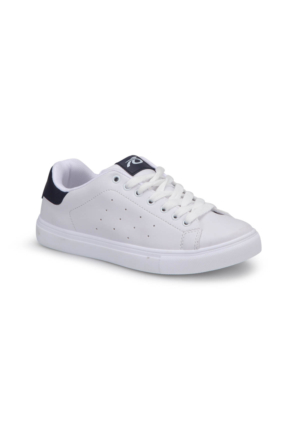 Torex Lucky Beyaz Lacivert Erkek Sneaker Ayakkabı