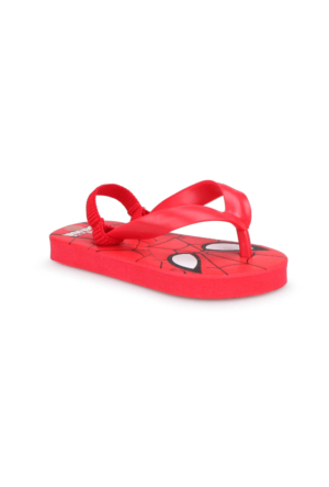 Spiderman 90649T Kırmızı Erkek Çocuk Sandalet