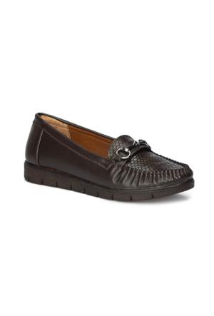 Polaris 71.157224.Z Kahverengi Kadın Ayakkabı
