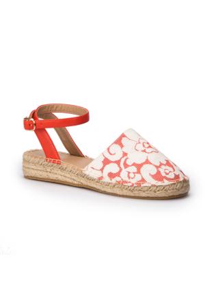 Polaris 71.310170.Z Turuncu Kadın Sandalet