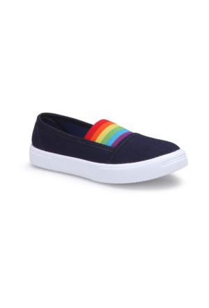 Polaris 71.509219.F Lacivert Kız Çocuk Ayakkabı