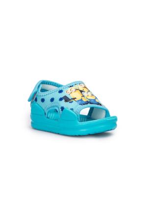 Minıons Tılda Mavi Erkek Çocuk Sandalet