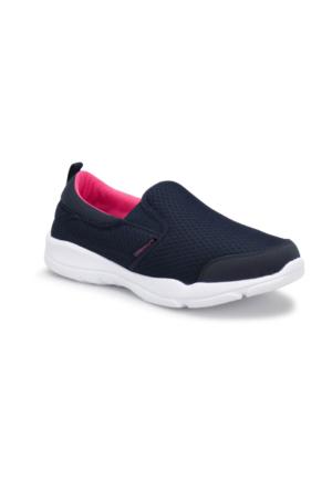 Lumberjack Liponıs Wmn Lacivert Beyaz Kadın Yürüyüş Ayakkabısı