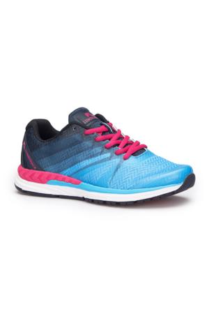 Lumberjack Speed Wmn Mavi Pembe Kadın Koşu Ayakkabısı