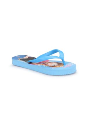 Frozen 90391T Mint Kız Çocuk Terlik