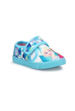 Frozen 90468T Mavi Kız Çocuk Ayakkabı