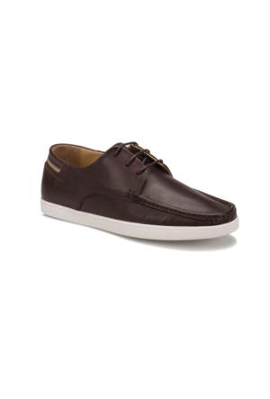 Flogart KL-167-1 M 1506 Kahverengi Erkek Deri Ayakkabı