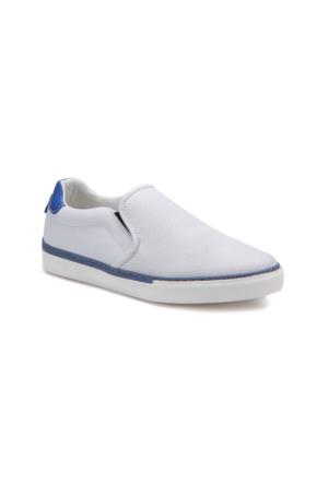 Coxx MGRANDA01 M 2101 Beyaz Mavi Erkek Ayakkabı