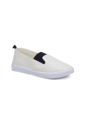 Carmens U1303 Siyah Kadın Ayakkabı