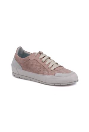 Butigo 171M4501Mneepe Pudra Kadın Deri Sneaker Ayakkabı