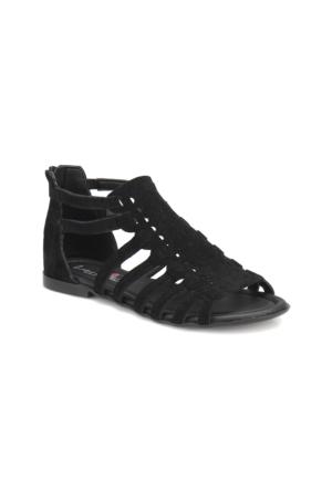 Art Bella ART06 Siyah Kadın Sandalet