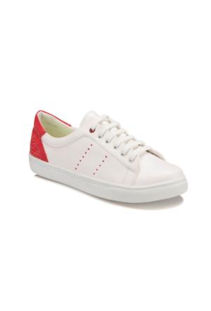 Art Bella U2207 Kırmızı Kadın Sneaker Ayakkabı