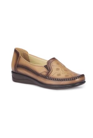 Polaris 5 Nokta 71.109615.Z Vizon Kadın Ayakkabı