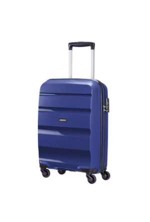 American Tourister Bon Air 55 Cm Kabin Boy Spinner Valiz Midnight Navy