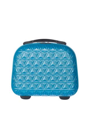 ÇÇS Polycarbonate Makyaj Çantası ÇÇSMKYJ5153 Mavi