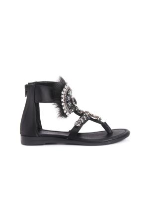 Rouge Kadın Topuksuz Sandalet 171RGK692 1006