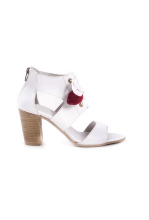 Kemal Tanca Kadın Topuklu Sandalet 171TCK462 5107