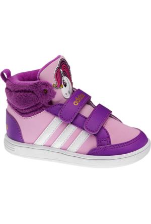 Adidas Hoops Animal Mid Inf Mid Cut Ayakkabı 15001410246