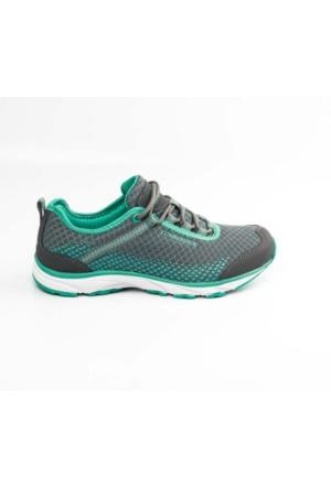 Lumberjack Kadın Yürüyüş-Koşu Ayakkabısı 100236646 Dare Gri