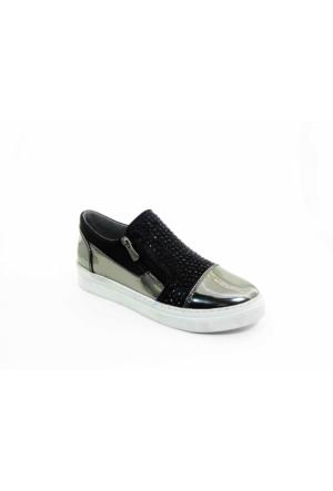 Dizzy Taşlı Kadın Spor Ayakkabı Dzy 003